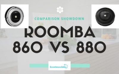 Roomba 860 vs 880 – My Honest Robot Vacuum Comparison Review