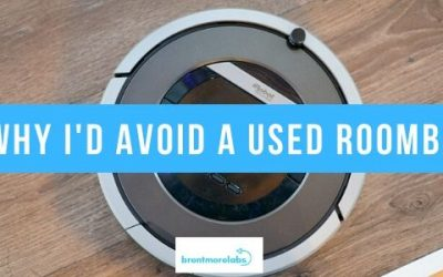 Top Reasons You Should Avoid a Used Roomba