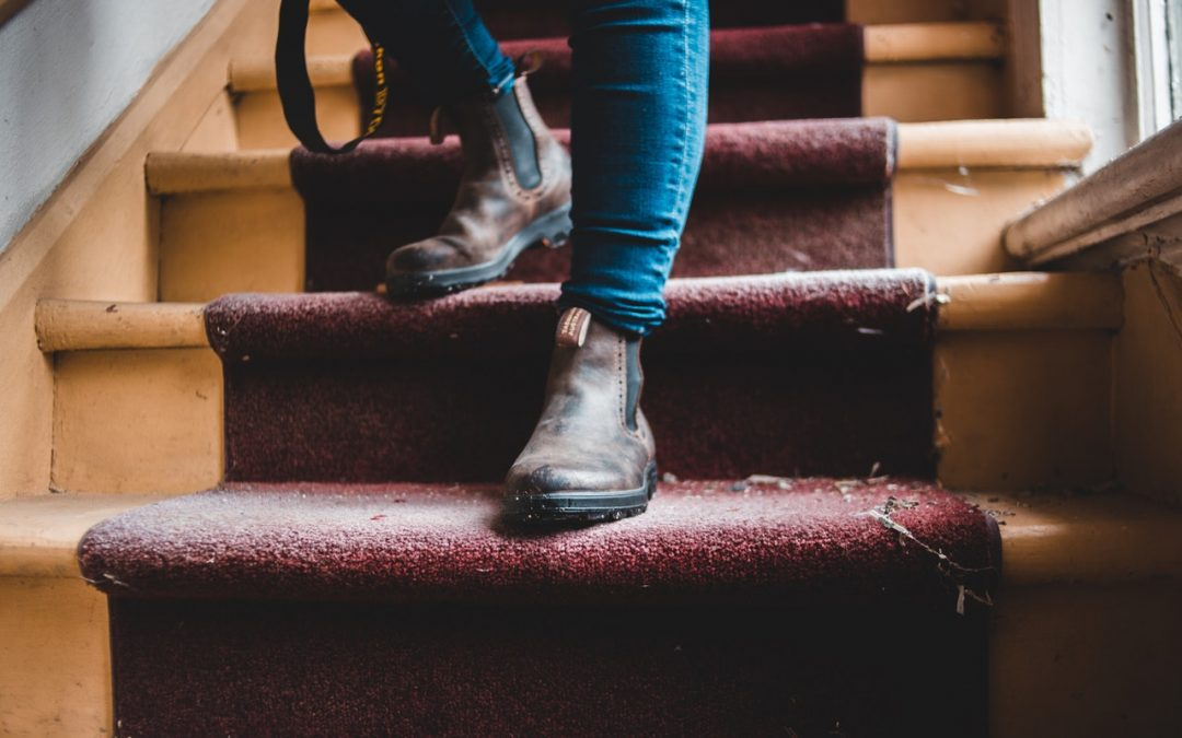 How to Clean Your Carpeted Stairs Guide
