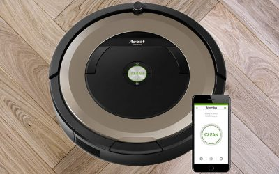 Roomba E5 vs E6 iRobot Vacuums Comparison Review